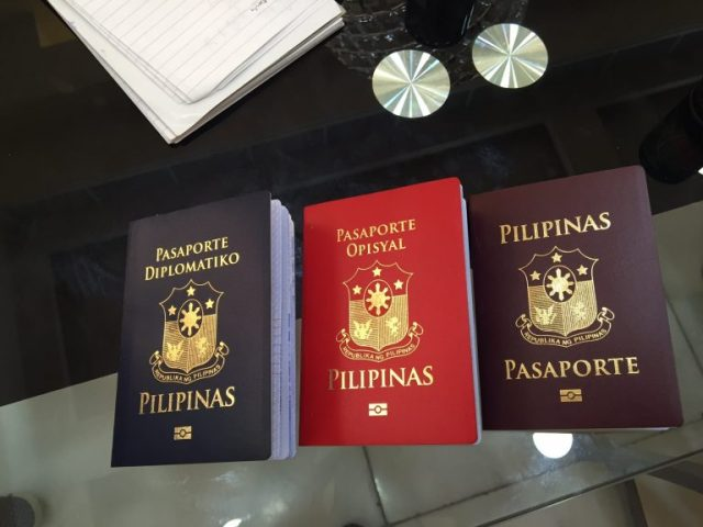 filippino passport for 10 years