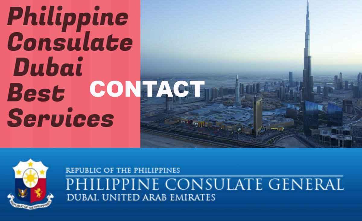 CONSULATE GENERAL OF THE REPUBLIC OF THE PHILIPPINES - Dubai
