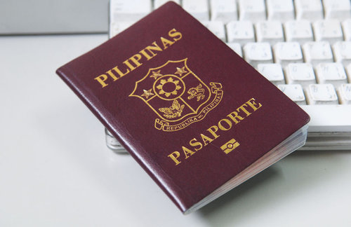 Philippine passport 10 years