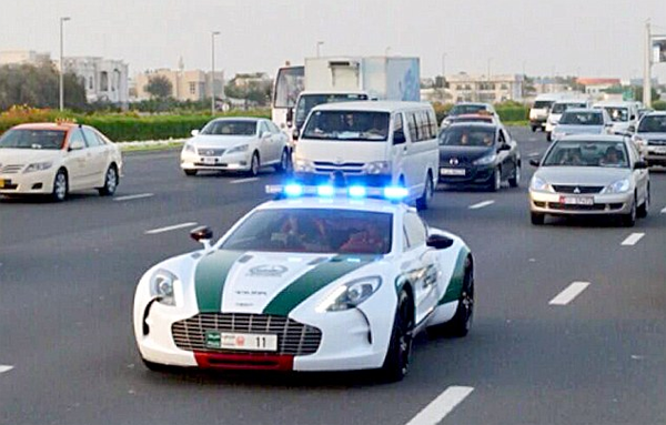 dubai traffic updates
